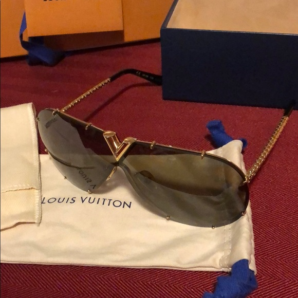 official shop good out x official store Authentic LV drive sunglasses
